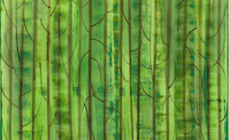 Untitled Green Forest