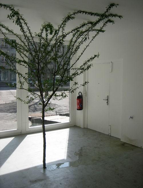 Spülbecken Wasserhahn Loch Bohren = Galerie Martin Janda · Adrien Tirtiaux